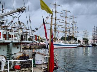 Gdynia - Tall Ships' Races 2009 - 04.07