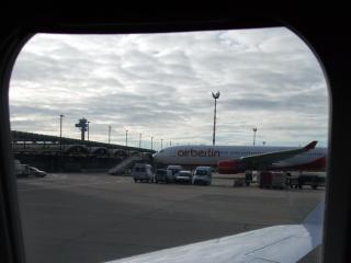 Mój pierwszy lot.