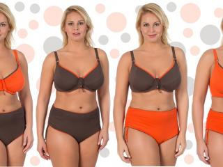 Clevere Plus Size Bikinis