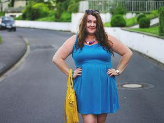 707: My little turquoise dress