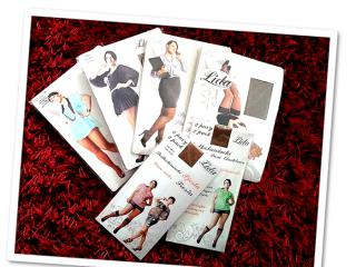 Plus Size tights - rajstopy dla XLek