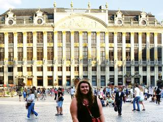 My trip to the capital of Belgium -  Brussels!