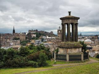 City trip - Edinburgh