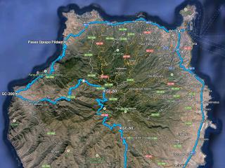 The mountains of Gran Canaria - part 2